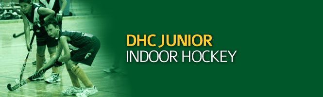 DHC Junior's Indoor Hockey
