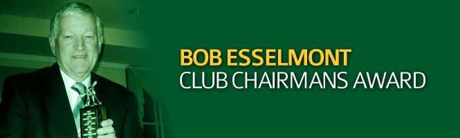 Bob Esselmont - Club Chairman's Award