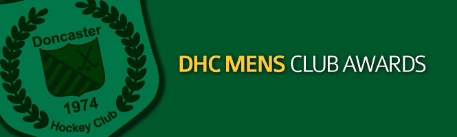 DHC Mens Club Awards