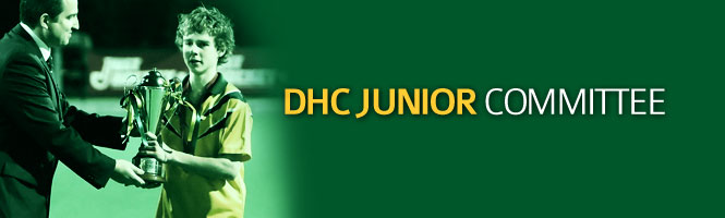 DHC Juniors Committee