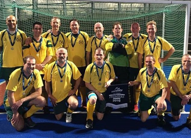 Masters Premiers - DHC 45A