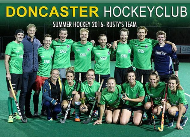 DHC Summer Hockey