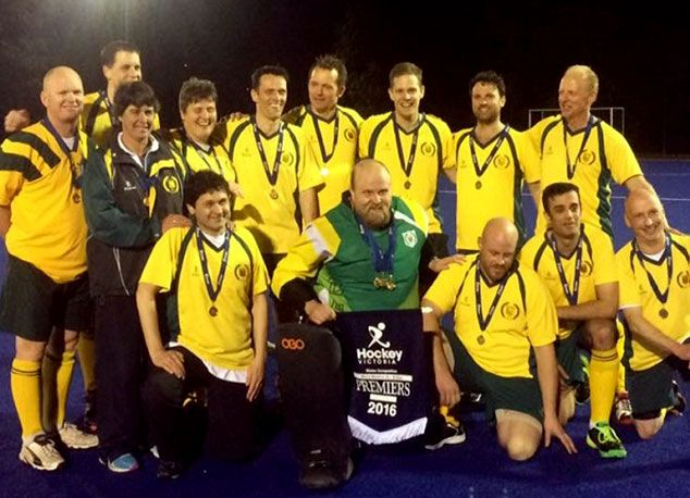 Masters Premiers - DHC 35B