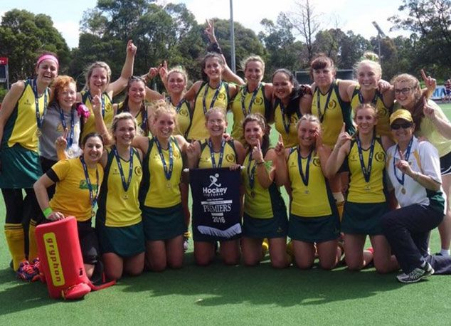 2016 Premiers - Womens Pennant A